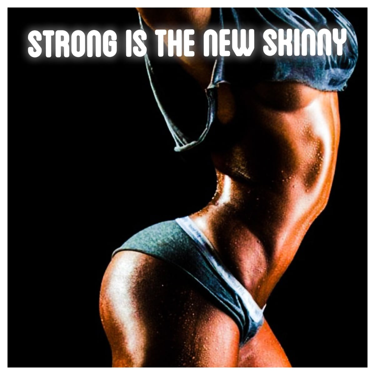 Strong is the new skinny – Frauen und Muskeln – steffshealthylifestyle